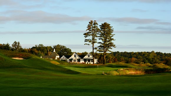 Pound Ridge Golf Club was ranked sixth on Golfweek's
