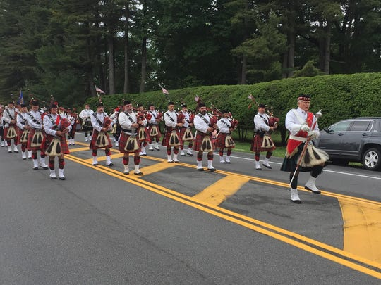 Scenes from Hyde Park's Memorial Day parade.