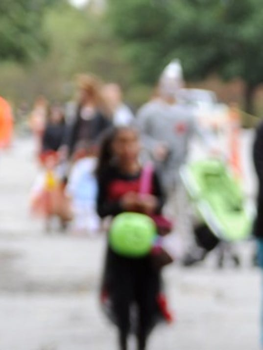 14th annual Lucy Park Halloween Carnival