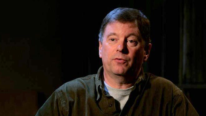 """Vermont filmmaker Mac Parker, shown in interview prior to his incarceration, is the subject of an episode of """"American Greed."""""""