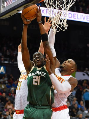 Bucks guard Tony Snell had 11 points against Atlanta and scored 14 against Miami while hitting 4 of 9 three-pointers on Thursday.
