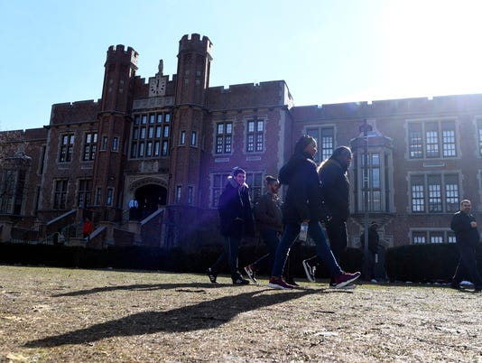 Teaneck HS students walk out