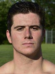 Clay Wolfe, Waynesboro baseball