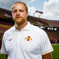 Iowa State offensive coordinator Tom Manning taking job with Indianapolis Colts