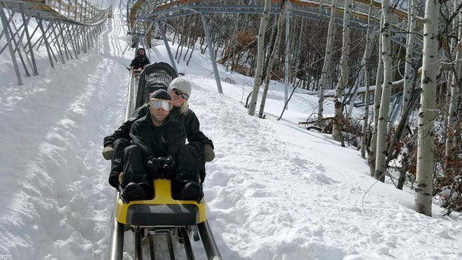 Okemo Mountain Resort's Mountain Coaster. CNL Resort Properties, the real estate investment trust that is the largest owner of ski areas in the country, including Okemo, is putting their properties up for sale.
