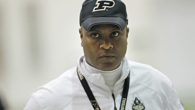 Purdue will be looking for better results in Year 3 under Darrell Hazell.