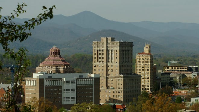 Asheville is one of five communities selected statewide to participate in InnovateNC