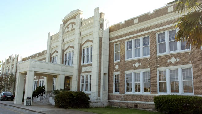 Lafayette Middle is one of seven local schools where parents can request a transfer.