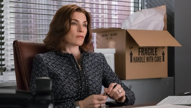Nobody messes with 'The Good Wife.'