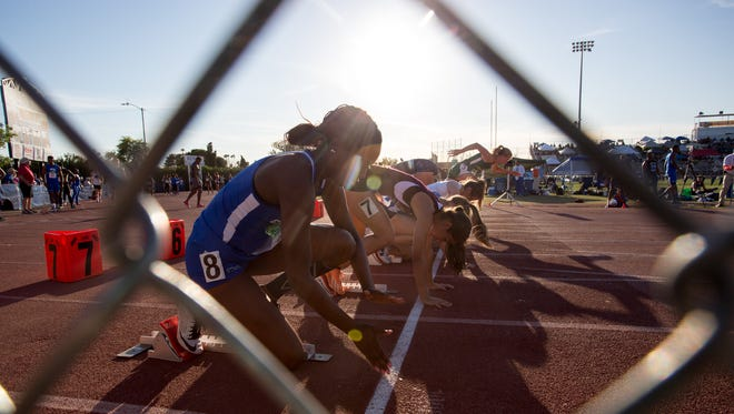 The Chandler Wolves have climbed their way up the Arizona high school track state championships chart in recent years.