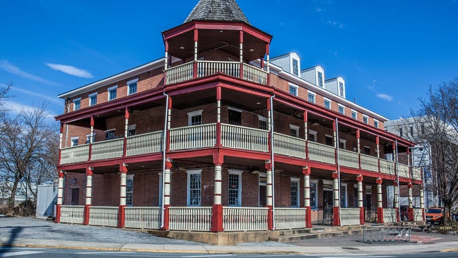 Deer Park Tavern was in existence and selling alcohol in Newark before the introduction of new permits so the new zoning law could not be retroactively applied to it.