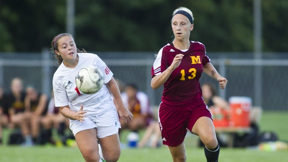 McCutcheon's Haley Burge