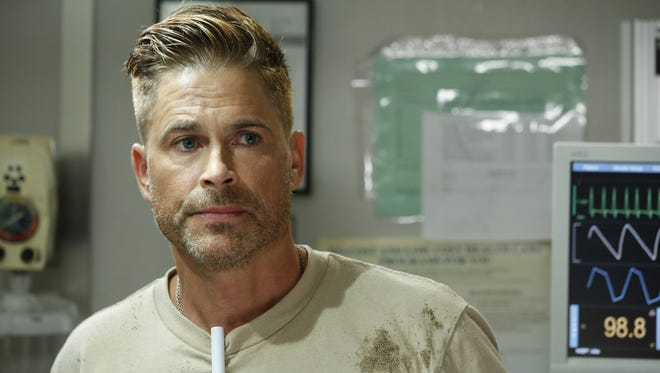 Rob Lowe joins the cast of CBS's 'Code Black.'