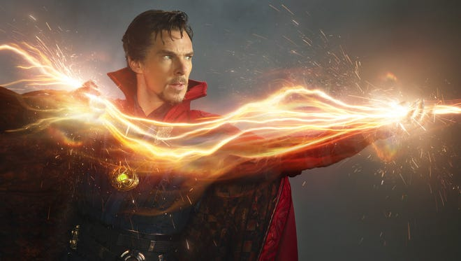 """Benedict Cumberbatch brings magic into the Marvel Cinematic Universe as Doctor Strange. Following the Cinebarre premiere, the """"Geekly Update"""" crew will gather in the lobby to discuss the film."""
