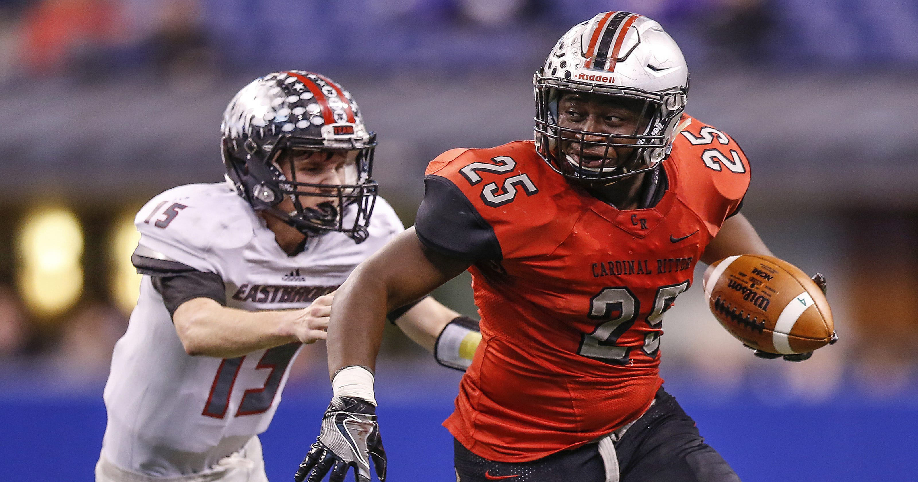 Indiana high school football All-State teams