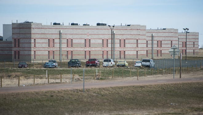 The Cascade County Adult Detention Center.