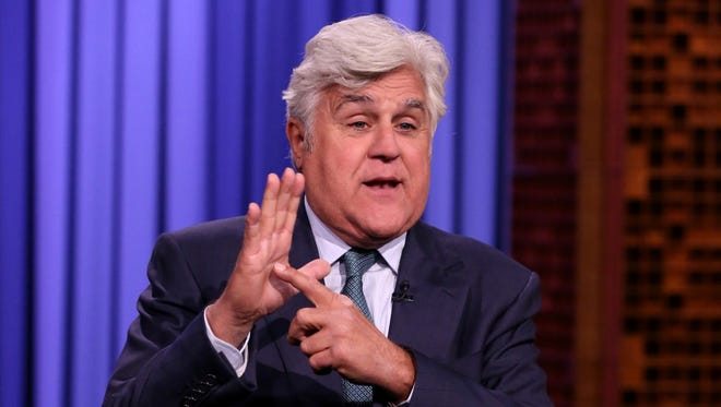 Jay Leno will perform March 11 at Hilbert Circle Theatre.