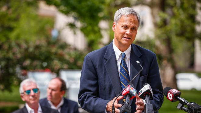 State Sen. Jim Merritt, the Marion County Republican Party chairman and a possible mayoral candidate in 2019, says the party is still seeking candidates to succeed Jeff Miller on the City-County Council.