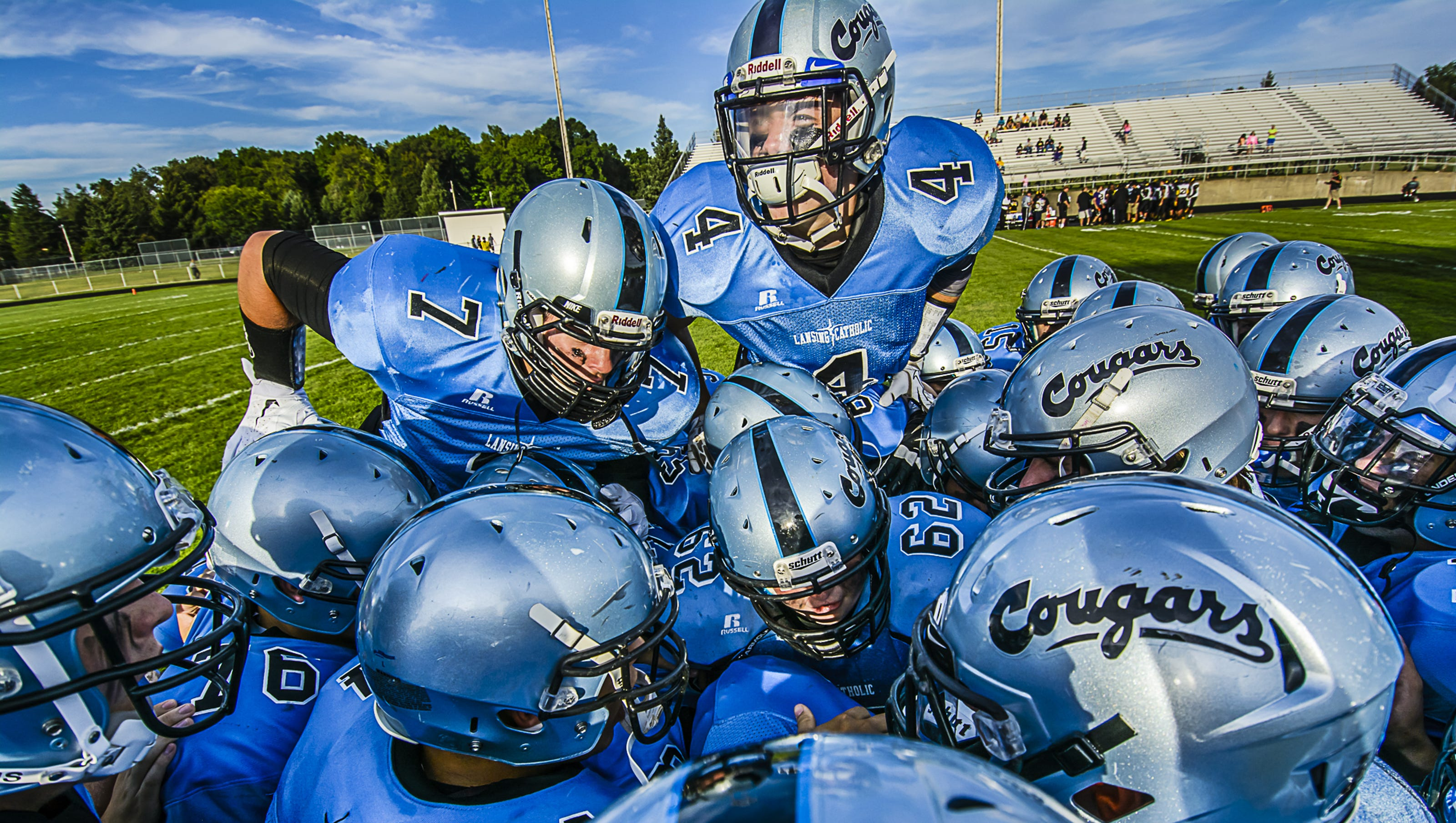 Defense Does The Job For Lansing Catholic In Win Over Waverly
