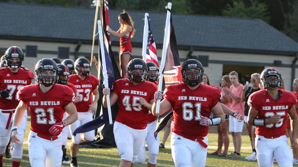 Liberty will travel to Blue Ridge this Friday.