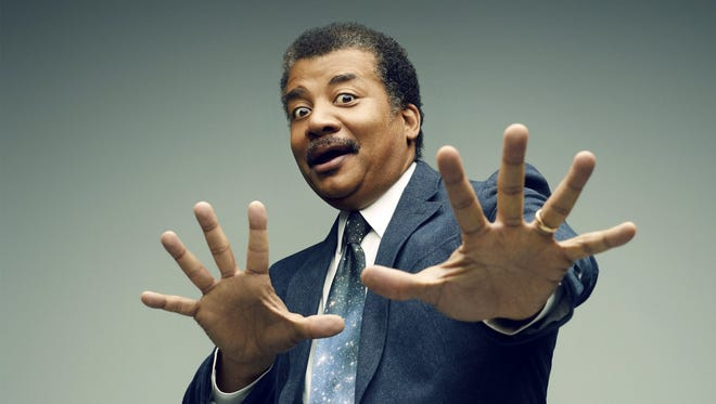 """Neil deGrasse Tyson to talk about 'Search for Life in the Universe"""" on Dec. 13 in Newark and Dec. 15 in Asbury Park."""