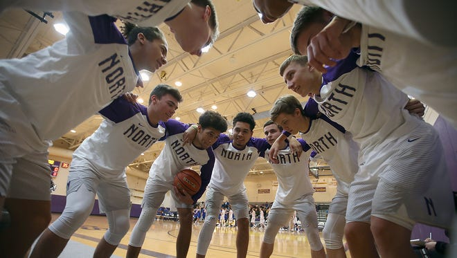 North Kitsap's boys basketball team is ranked 23rd among Class 2A teams in the state's RPI rankings for Class 2A teams.