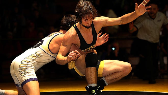 GMC Wrestling Tournament on Saturday, Jan. 27 at Piscataway High School.
