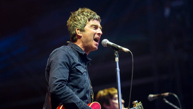 Noel Gallagher's High Flying Birds kick off their U.S. tour in Detroit tonight