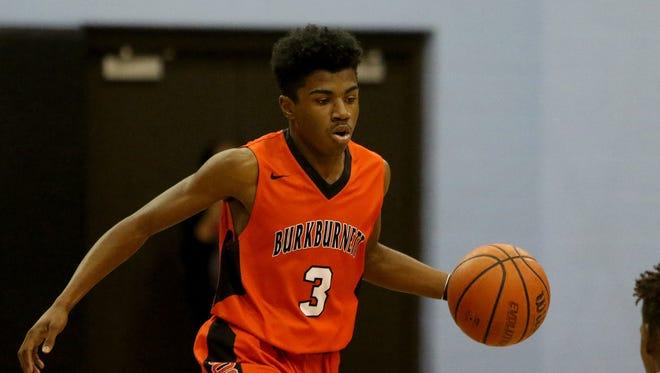 Jacob Williams and the Burkburnett Bulldogs are returning to the Fantasy of Lights Basketball Tournament.