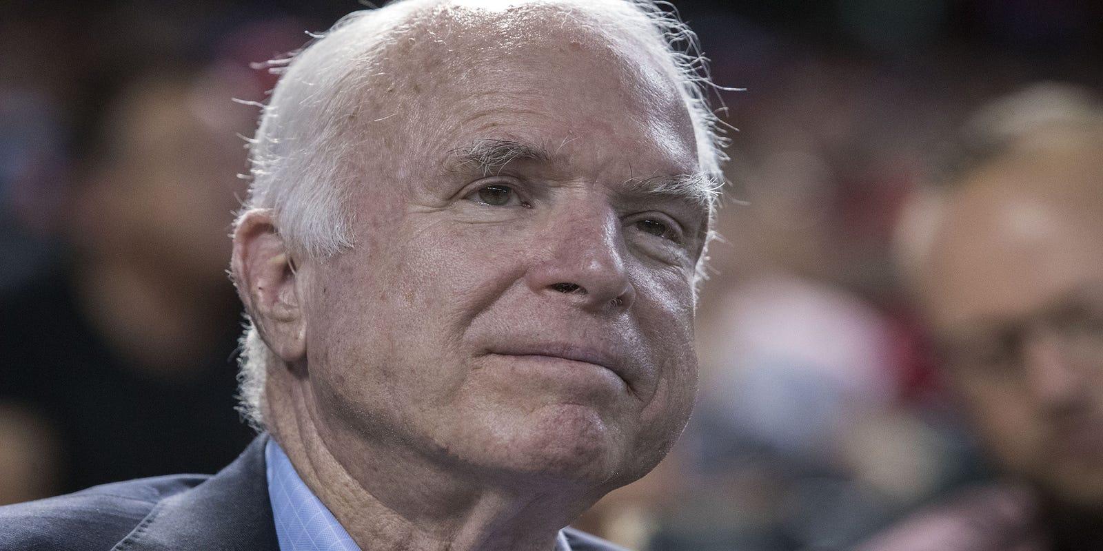 John McCain, Giuliani on Trump, Kentucky Derby and more
