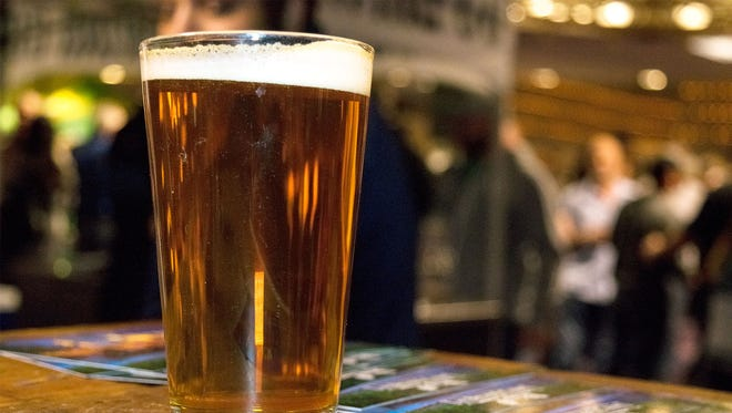 Brew aficionados gather for all-you-can (responsibly!) drink beer at the 2017 BrewHaha on Friday, Jan. 27.