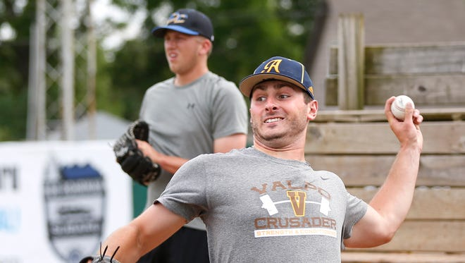 New Benton Central baseball coach Jarrett Hammel previously played at Valparaiso University and with the Lafayette Aviators.