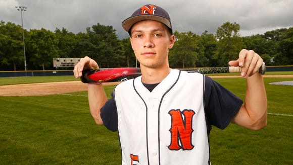 North Montgomery's Justin Clary is the 2018 Journal