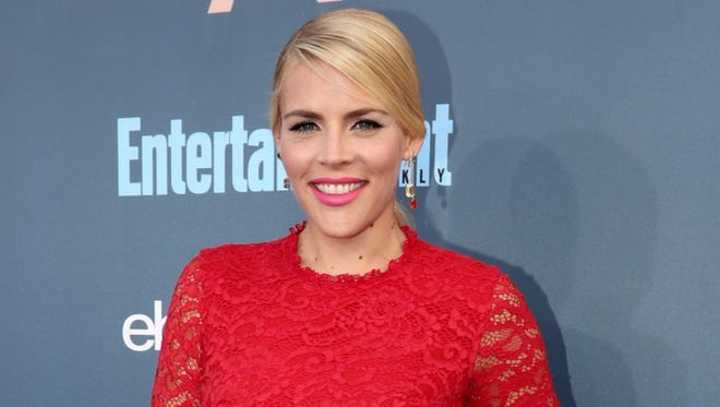 "Busy Philipps accused ""Freaks and Geeks"" co-star James Franco of assaulting her on set."