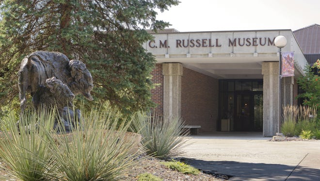 C.M. Russell Museum.