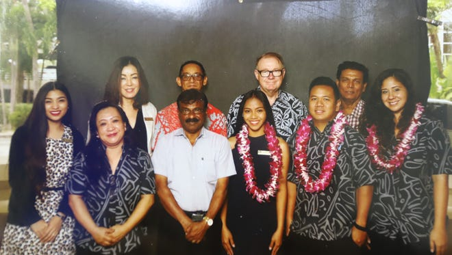 The Outrigger Guam Beach Resort attended the 2018 Hospitality Employees are Outstanding, or HERO Awards on July 27 at the Hyatt Regency Guam.