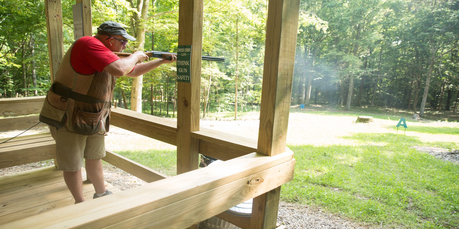 Cross Creek Clays targets 'pigeons