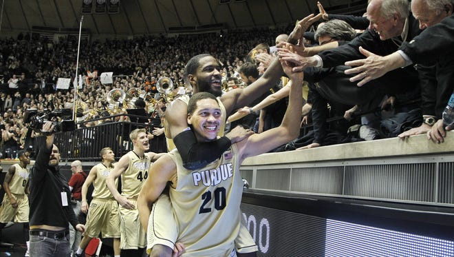"""A.J. Hammons' recent play promted his teammates to call him """"our bodyguard"""" and """"our guardian angel."""""""