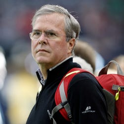 Jeb Bush: Trump 'should stop saying things that aren't true'