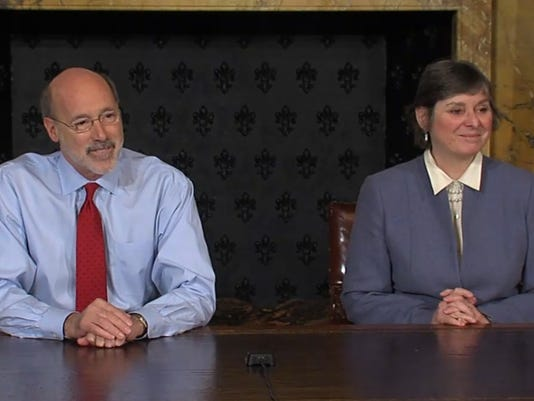 Gov. Wolf news conference