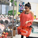 Gallery | Eagle's Nest Food Pantry helps students at Southern Miss
