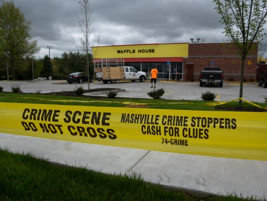 Nas-Antioch Waffle House Shooting
