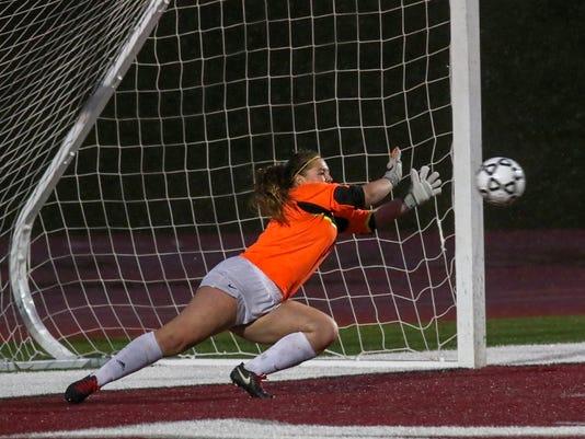 Ventura High girls soccer regional final 2