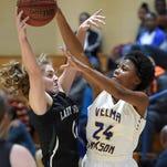 Velma Jackson soars past Mooreville