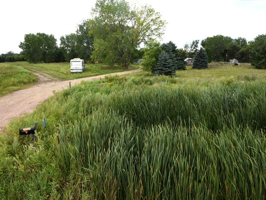 A 10-acre plot of land south of Brookings was the site