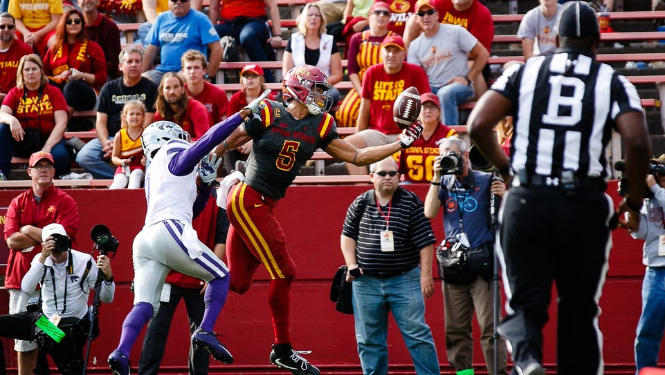 A big senior season could help Allen Lazard during