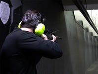 guy shooting