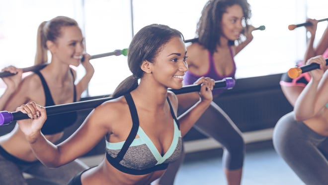 When life gets stressful, make time for exercise, whether it's going for a run or taking a weightlifting class.