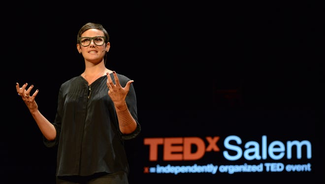 "TEDxSalem is a day of talks on ""ideas worth spreading."" This year's event takes place on Oct. 3 at the Salem Convention Center."