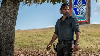 """Andrew Lincoln is rumored to be exiting """"The Walking Dead"""" during the upcoming ninth season."""